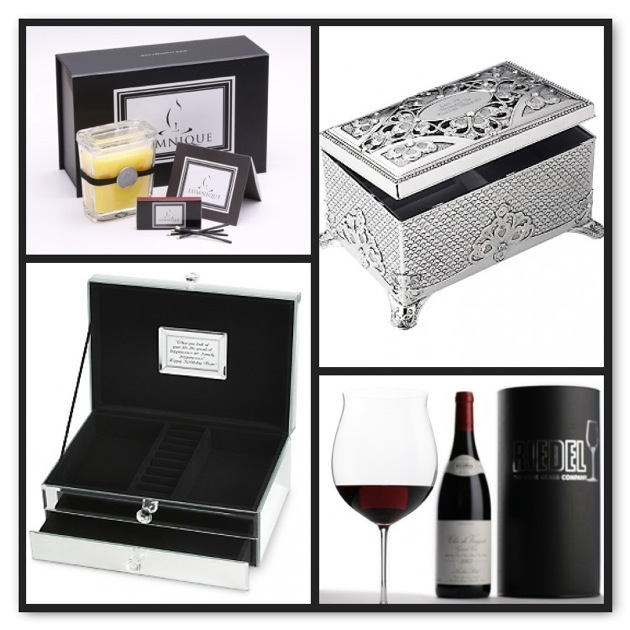 Wedding Attendants Gifts: Personalized Attendant Gifts With Style