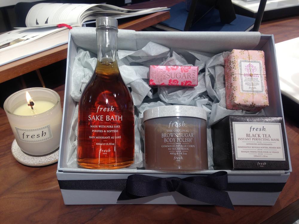 Fresh® Custom Bridal Gift Set