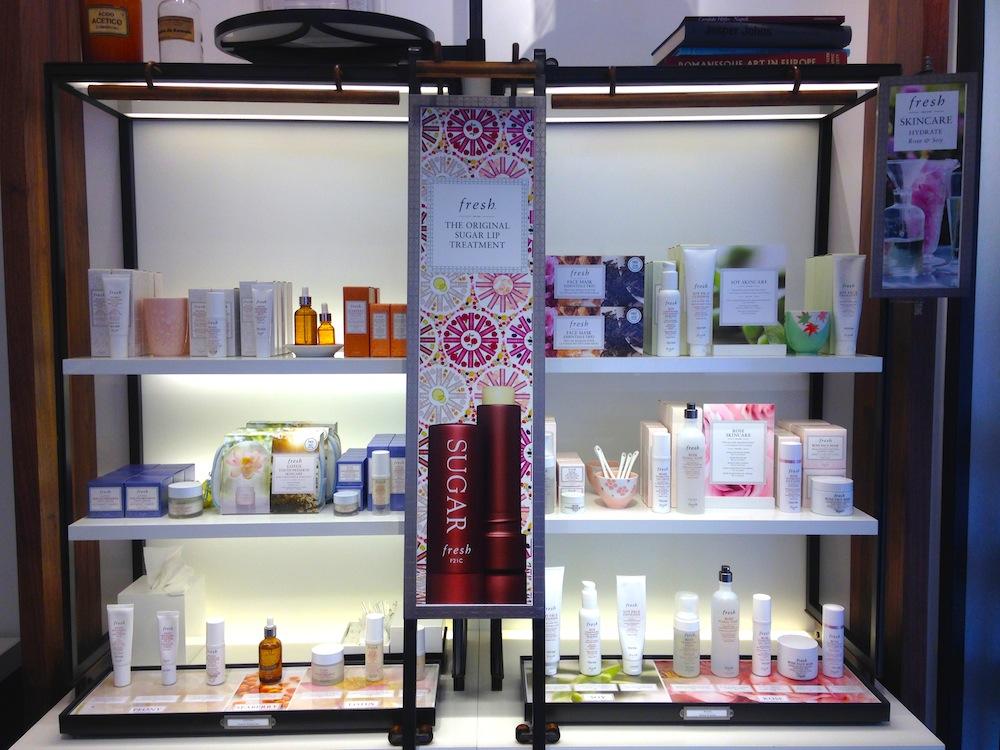 Fresh Store Shelf