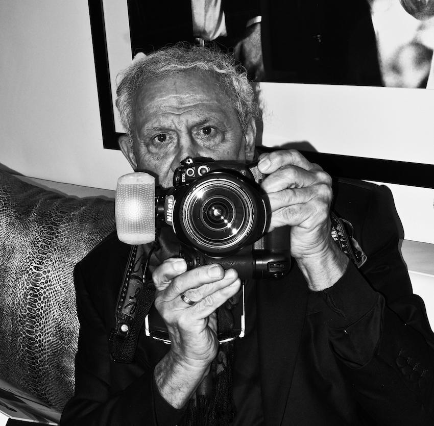 Famous Paparazzi Paparazzo Ron Galella