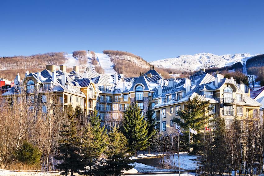 Le Westin Resort & Spa, Tremblant, Quebec