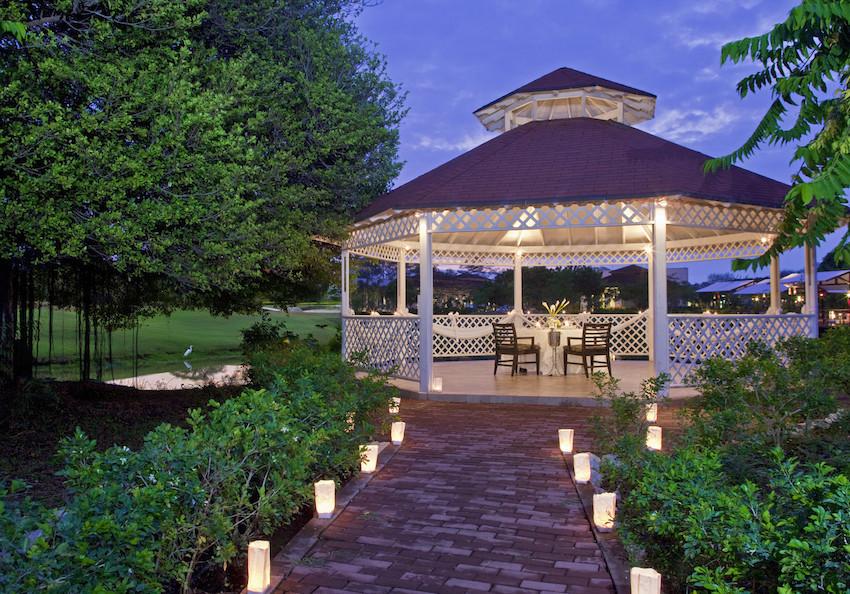 The Westin Golf Resort & Spa, Playa Conchal Gazebo