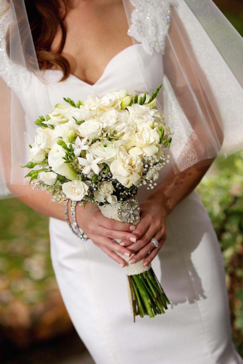 Ashley Hebert The Bachelorette Bouquet