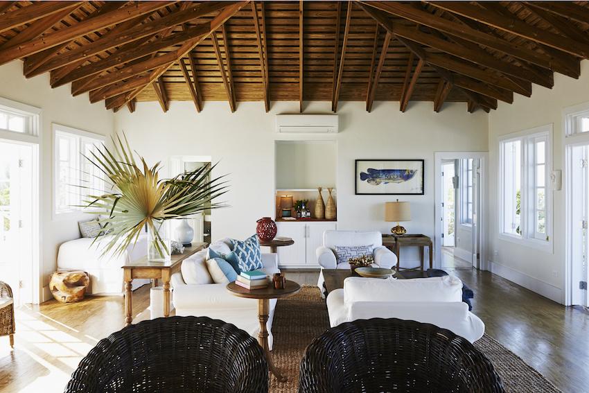 Kamalame Cay Interior Room in Bahamas