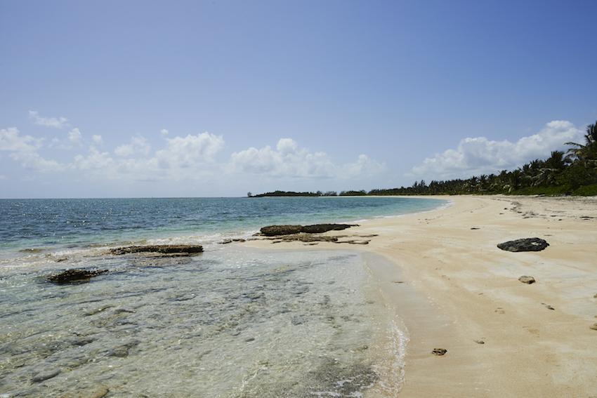 Kamalame Cay Private Beach