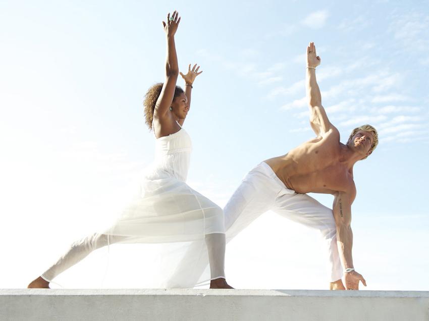 V Art of Wellness Retreat Couple Photo