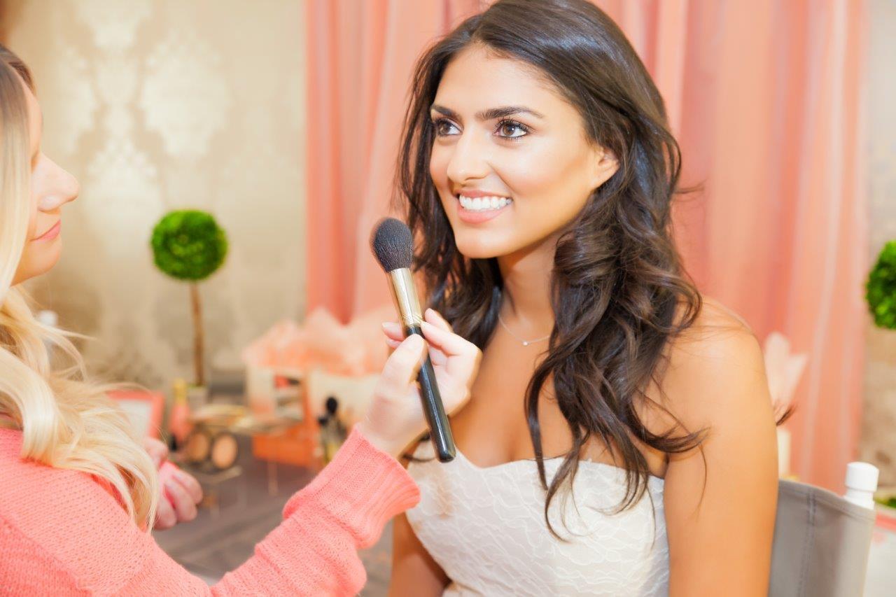 Blushington Makeup and Beauty Lounge Bride