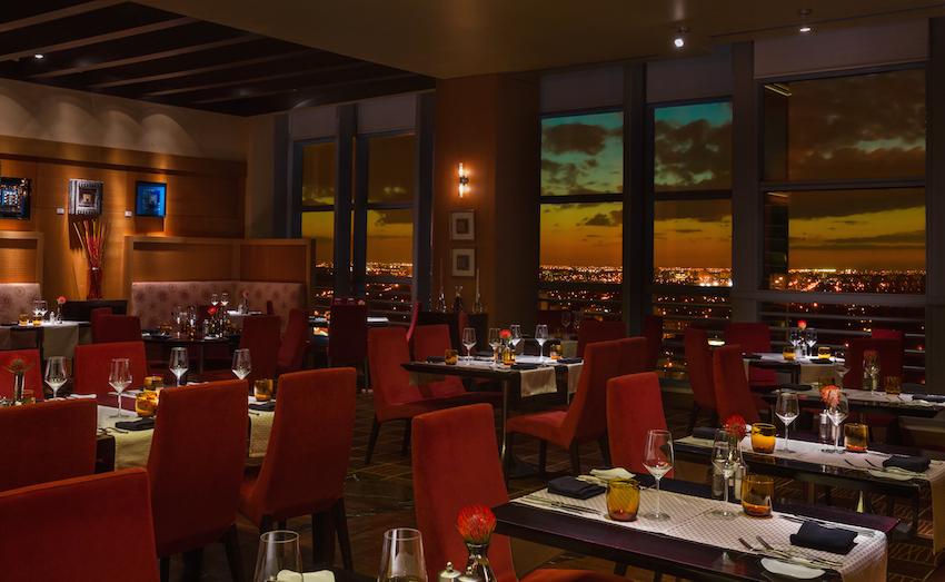 Atrio Restaurant at Conrad Miami