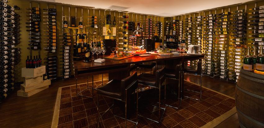 Atrio Restaurant + Wine Room at Conrad Miami