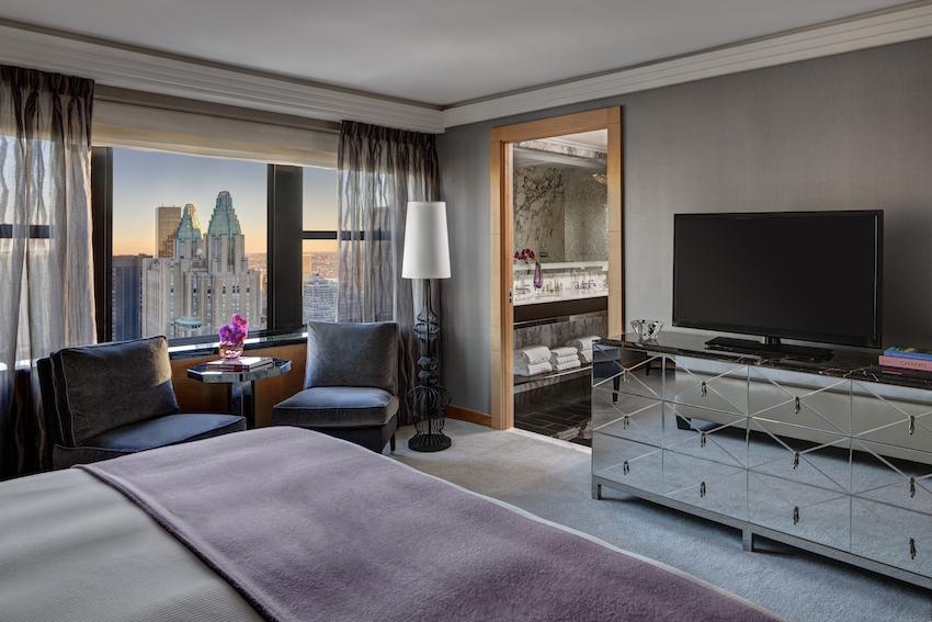 Jewel Suite Master Bedroom New York Palace