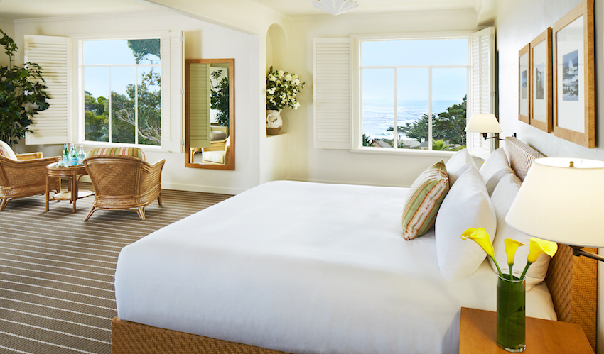 La Playa Carmel Guestroom
