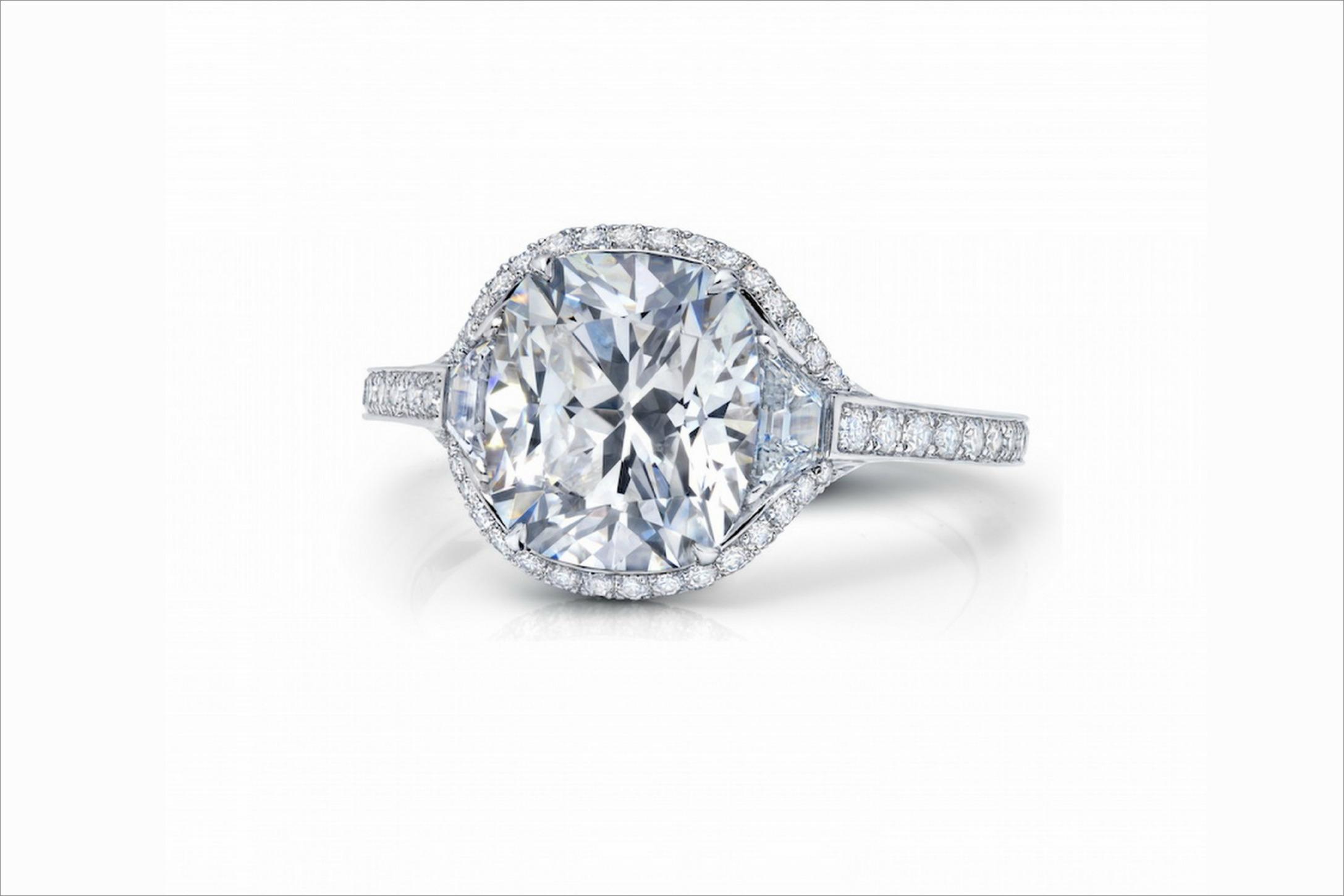Palace Engagement Ring by Martin Katz
