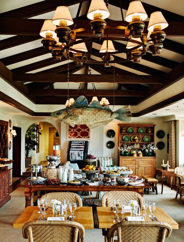 La Playa Carmel Restaurant