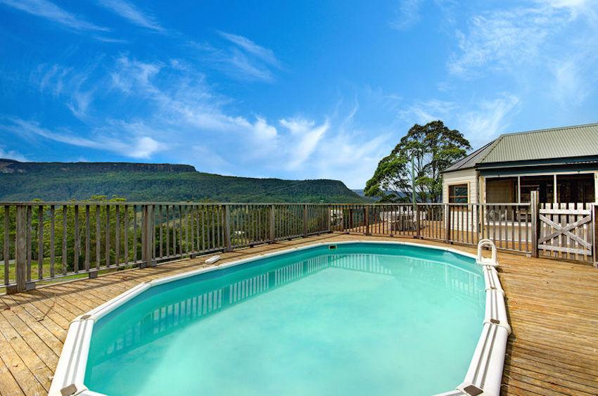 Australia Wedding Venue Pool