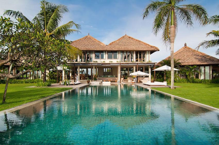 Pool at Bali Wedding Venue
