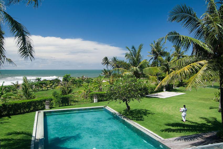 Ocean View at Bali Wedding Venue