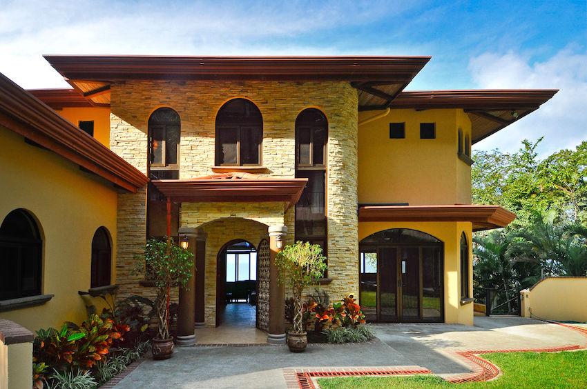 Costa Rica Wedding Venue Exterior