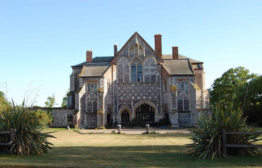 Suffolk England Wedding Venue
