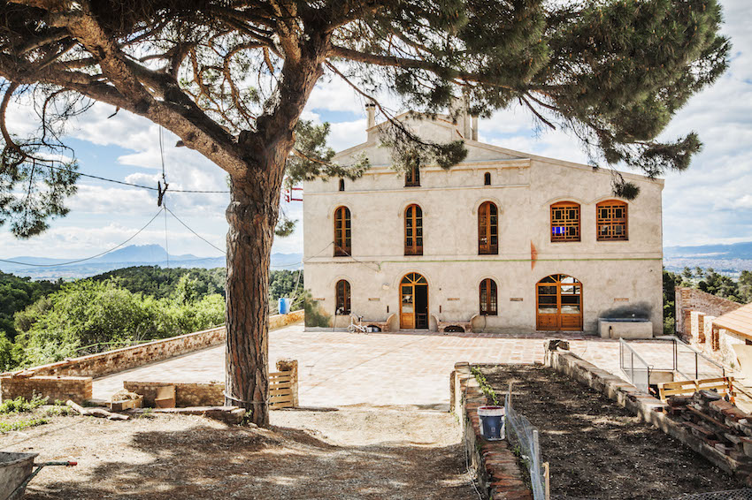 Spain Wedding Venue Exterior