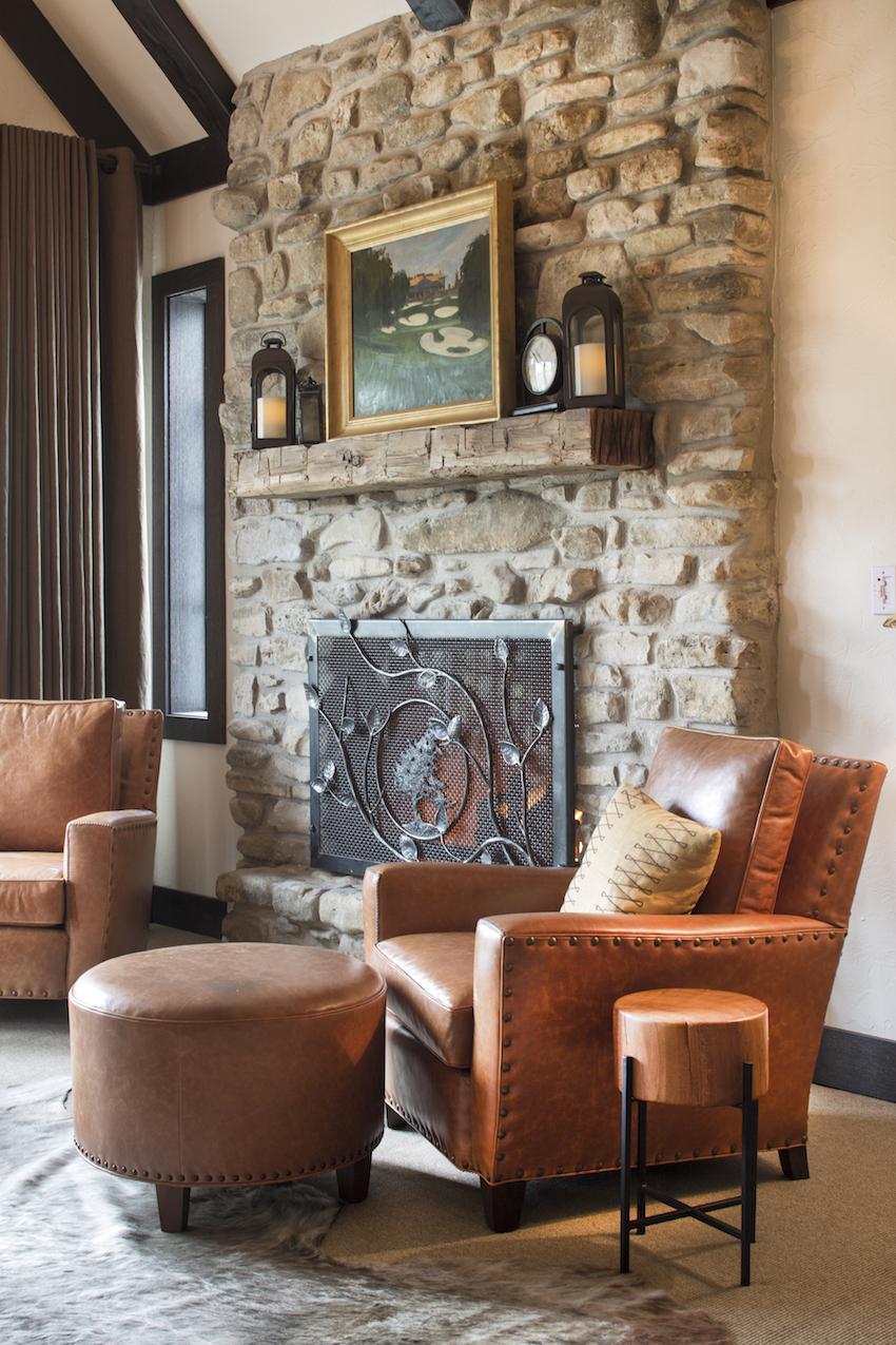 Big Cedar Lodge Spa Rustic Rest Area