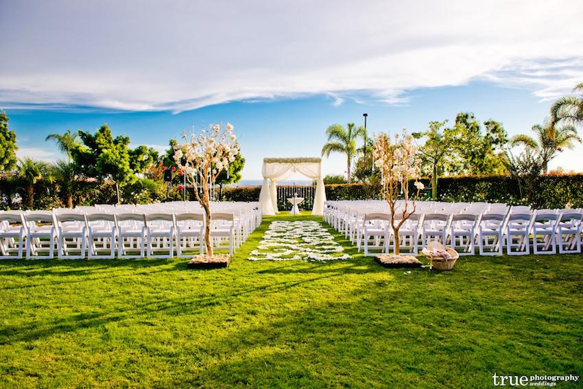 Sheraton Carlsbad Hotel Outdoor Ceremony