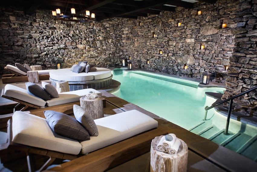 Big Cedar Lodge Spa Grotto Pool