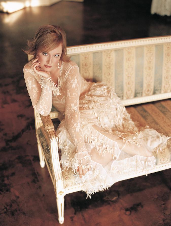 Claire Pettibone on Vintage Chair