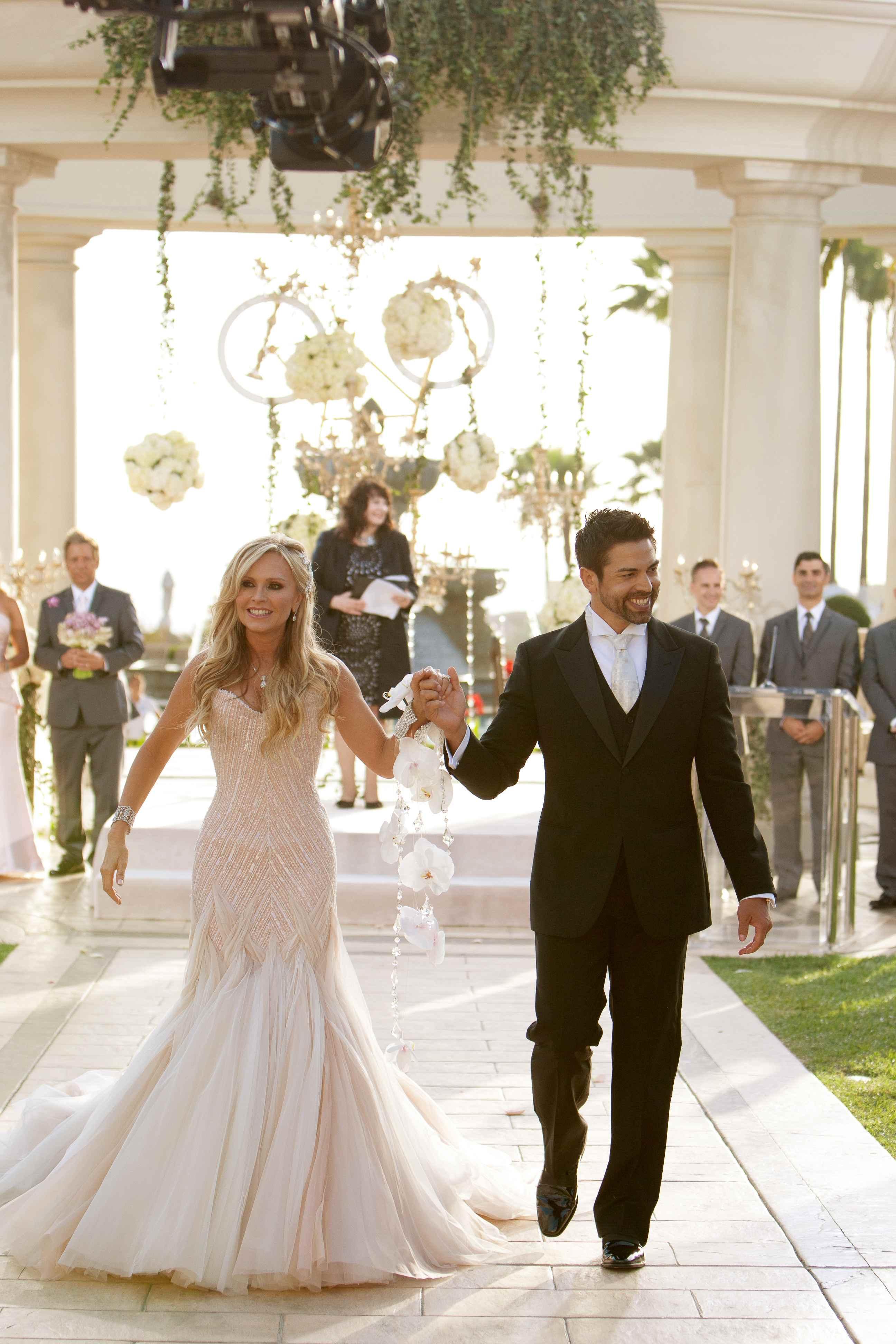 Tamra Barney Real Housewives of Orange County wedding