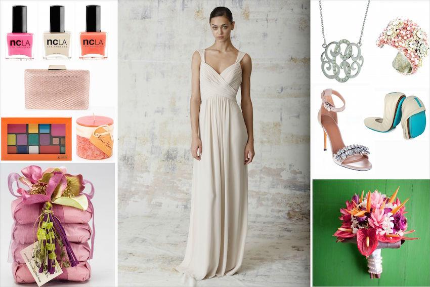 Behati Prinsloo Adam Levine bridesmaids ideas