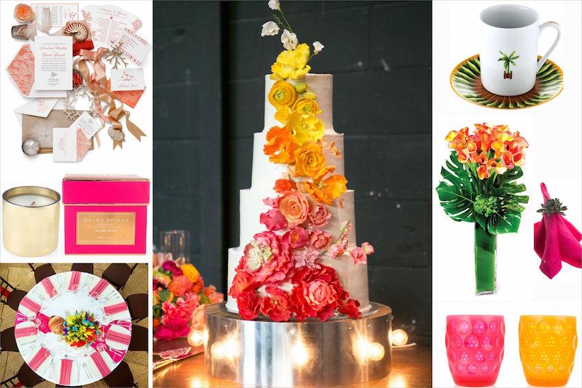 Adam Levine Behati Prinsloo wedding ideas