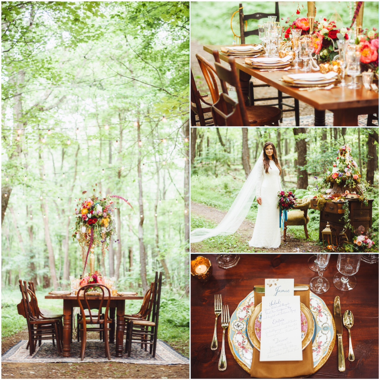 Boho Wedding Ideas for Celebrations Inspired by Nature