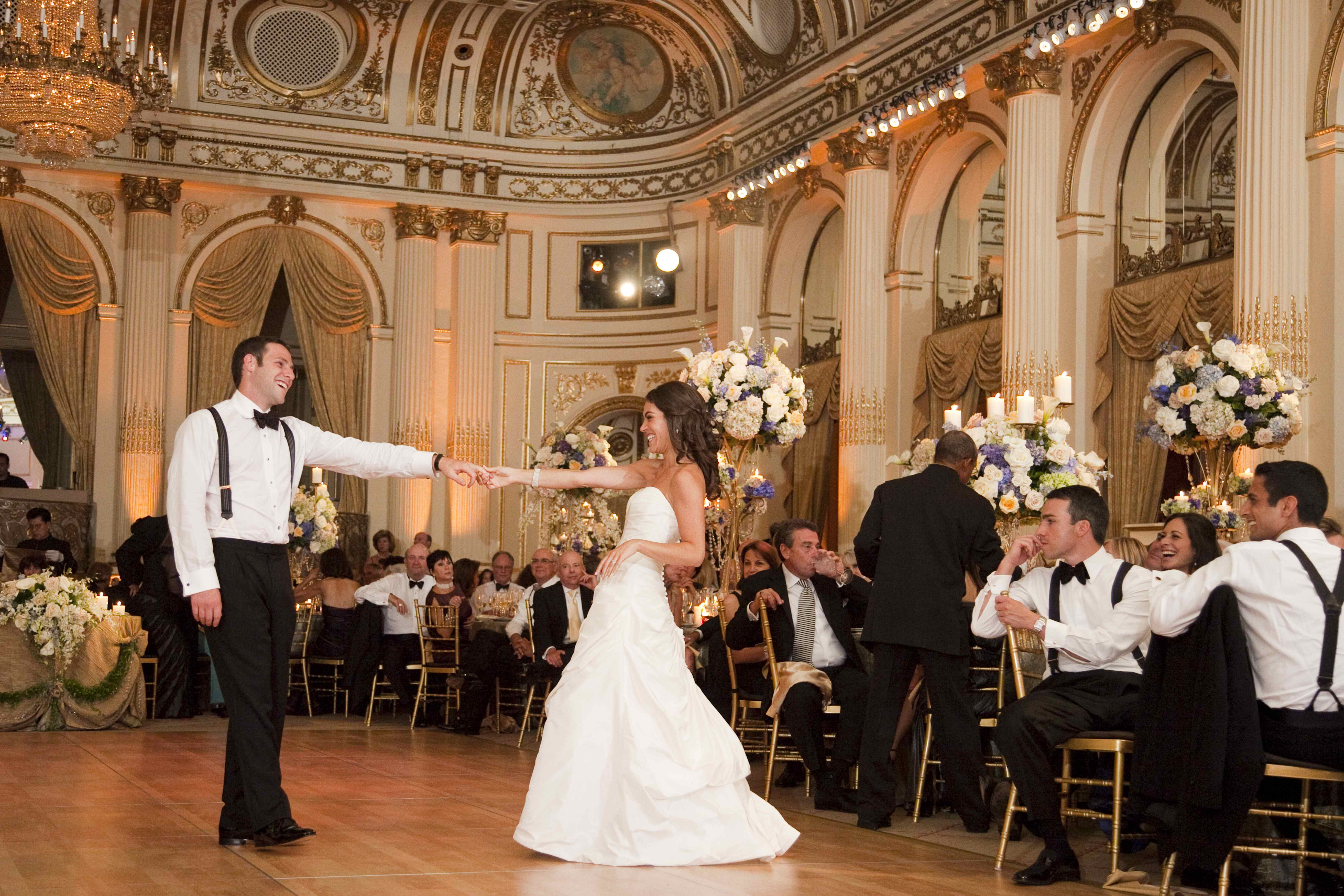 Images by Berit Bride and Groom on Dance Floor