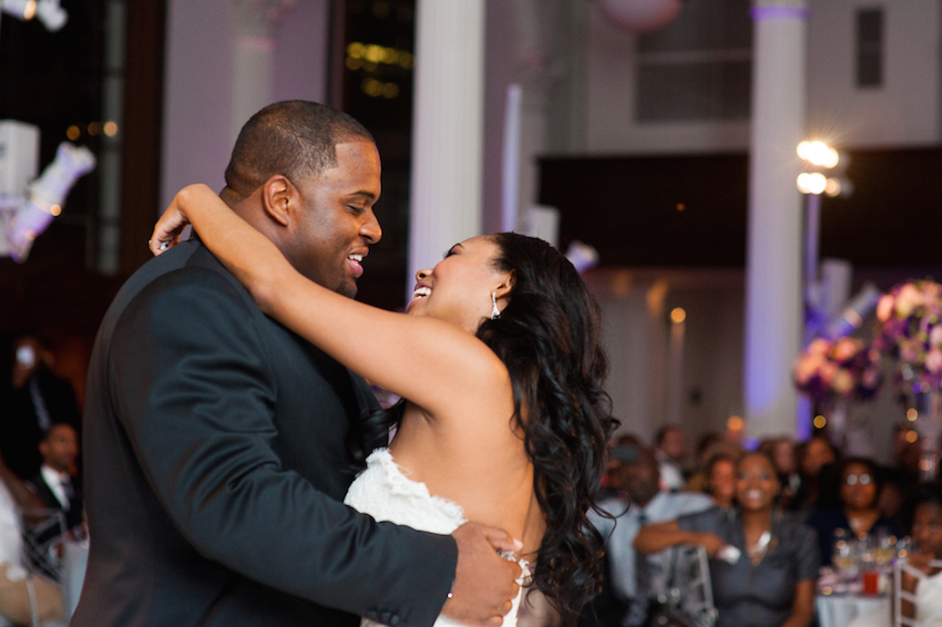 Jefferson Mebane Seattle Seahawks first dance