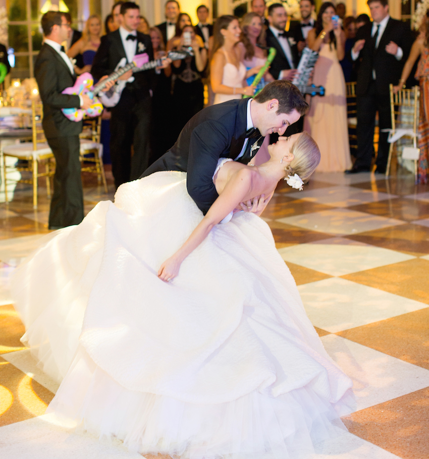 First dance at The Breakers Palm Beach