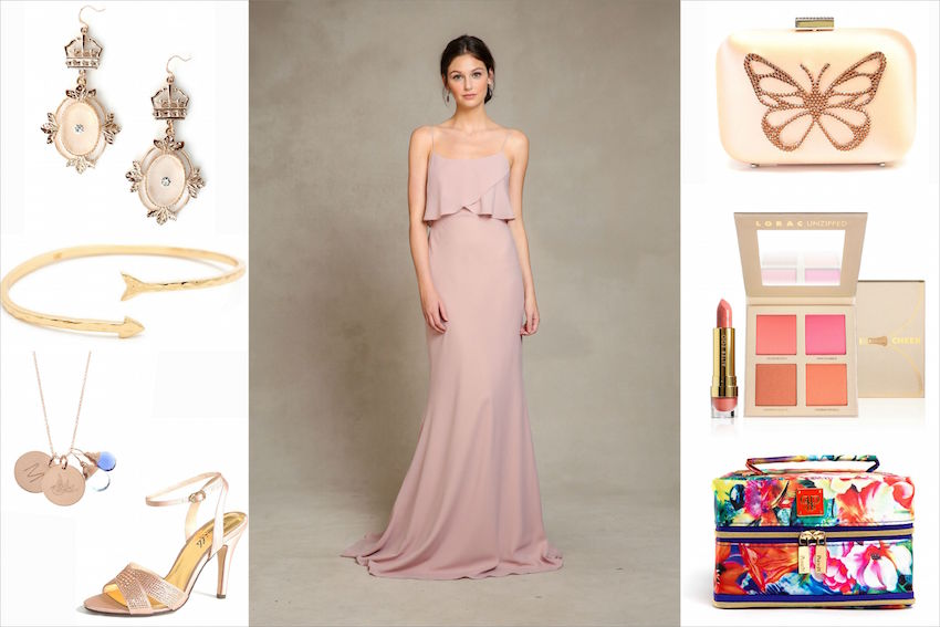 Lauren Conrad bridesmaids ideas