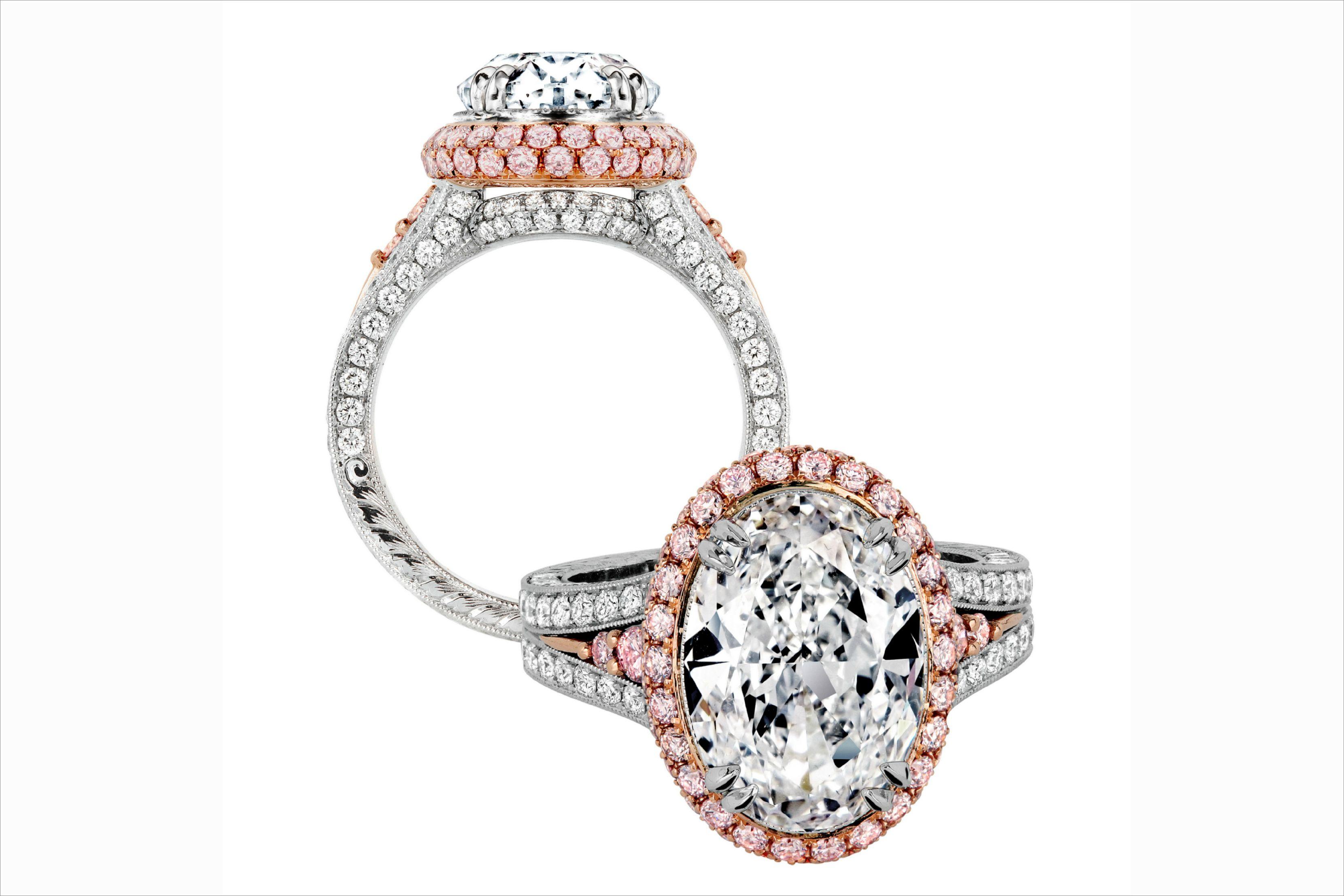 Jack Kelege wedding engagement ring