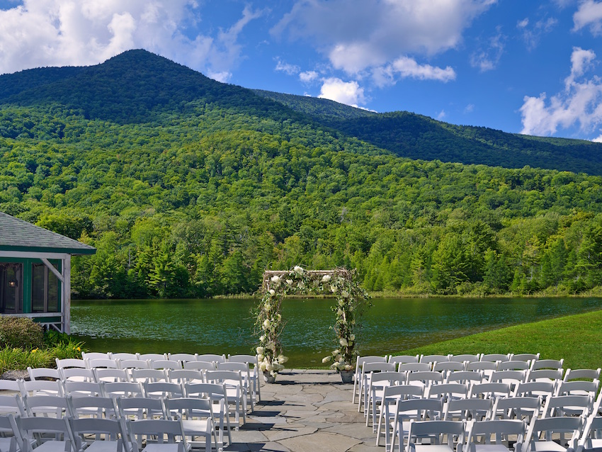 The Equinox Northern Vermont Wedding Venue