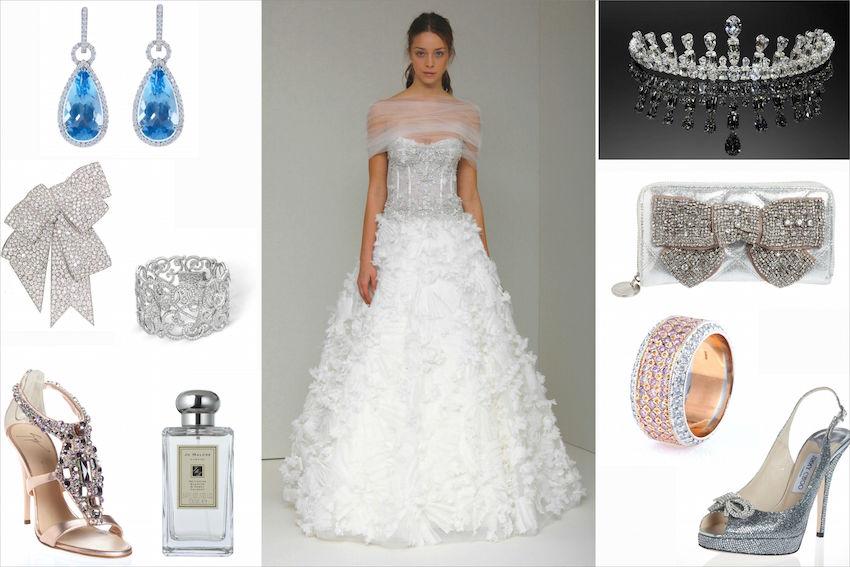 Carrie Underwood bride wedding ideas