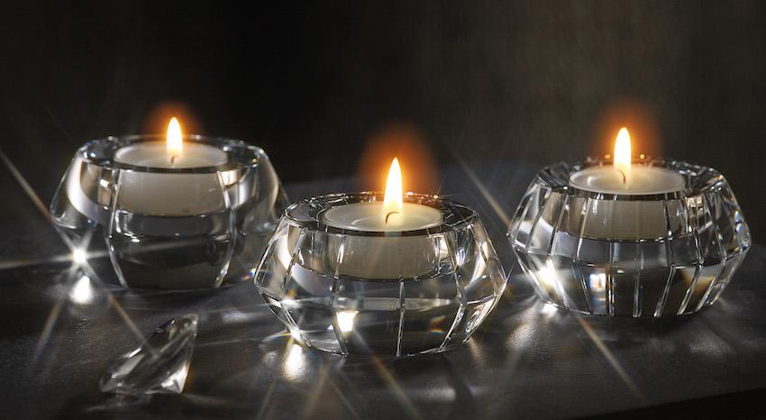 Villeroy & Boch Little Lights collection tea lights