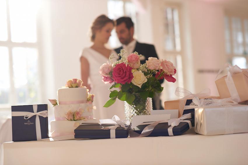 Villeroy & Boch wedding registry gifts