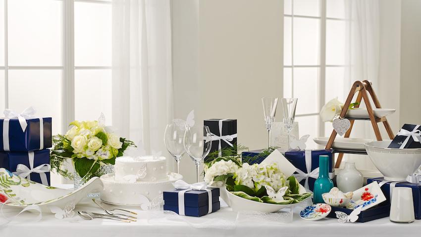 Villeroy & Boch bridal registry gifts