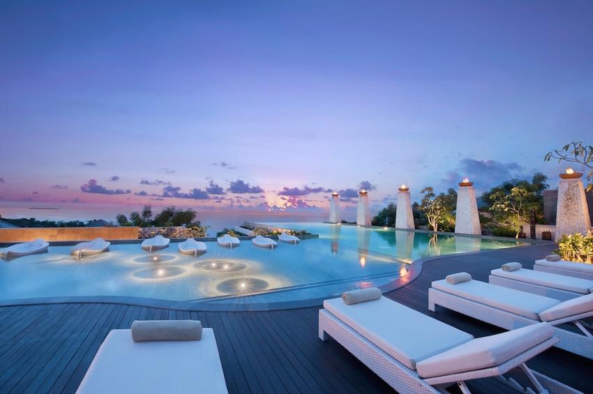 Banyan Tree Ungasan Bali Infinity Pool