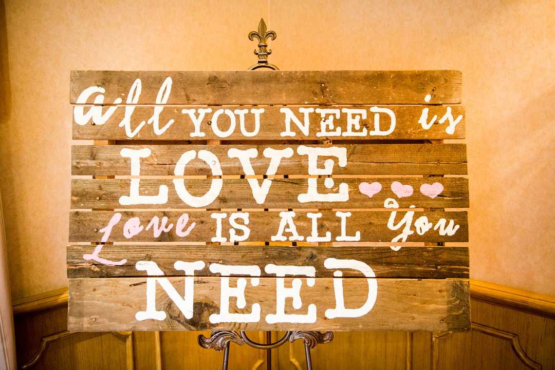 all you need is love board