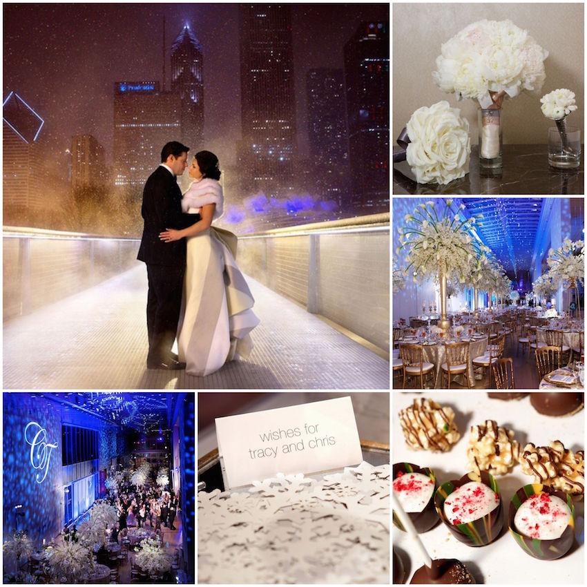Winter wedding ideas in Chicago