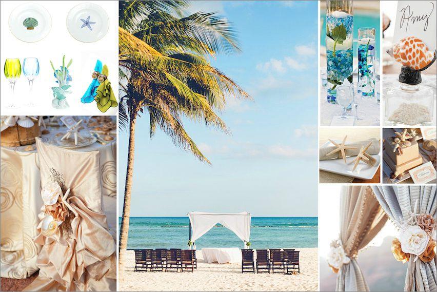 Stacy Keibler destination wedding ideas