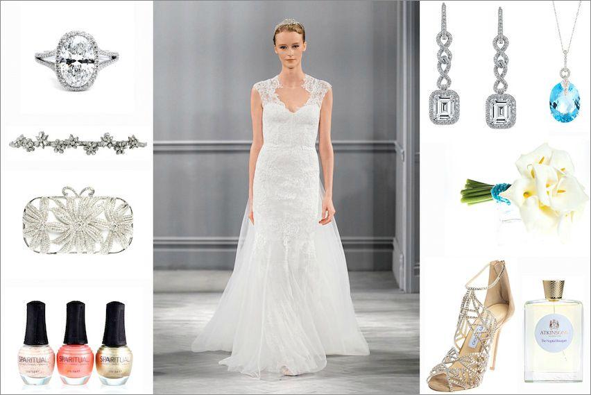 Stacy Keibler bride wedding ideas