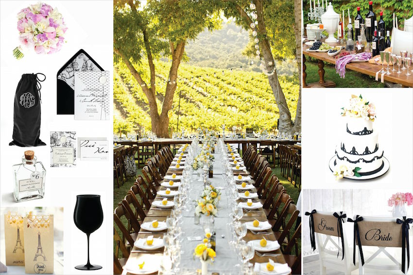 Keira Knightley wedding ideas decorations