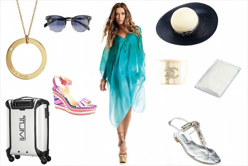 Keira Knightley James Righton honeymoon style