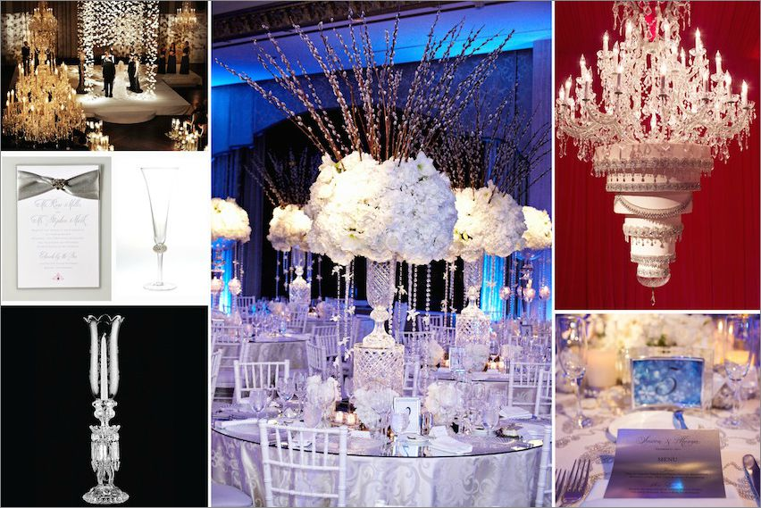 Kaley Cuoco wedding decoration ideas