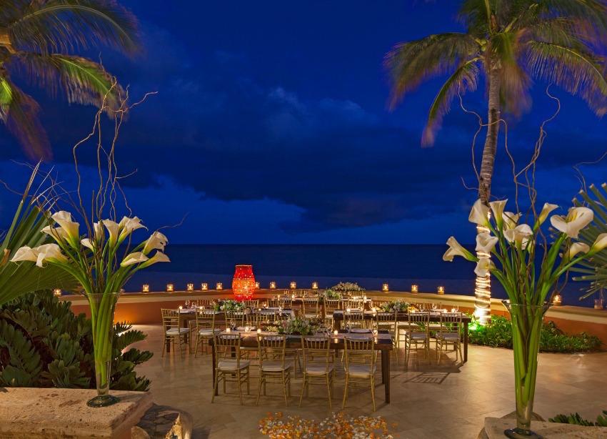 Sheraton Hacienda del Mar De Cortez reception